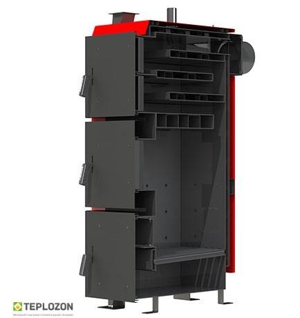 KRAFT L 30 KW твердопаливний котел (без автоматики) - 4
