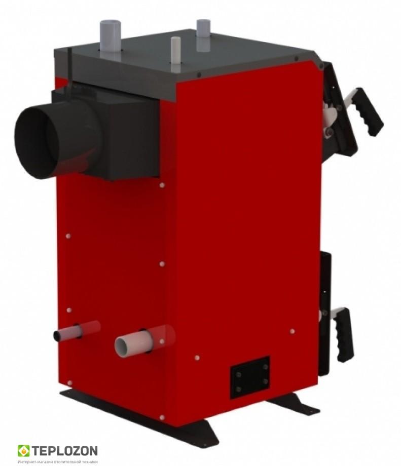 KRAFT A 20 KW твердотопливный котел (без автоматики) - 3