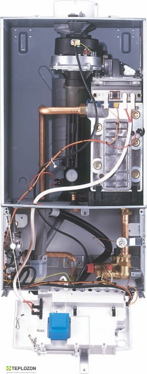Bosch ZBR 42-3 A конденсаційний котел - 2
