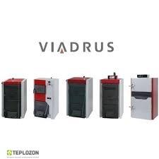 Viadrus Hercules U22 D10 (50 KW) твердотопливный котел - 3
