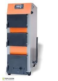 Ermach STL- 14 KW твердотопливный котел - 2