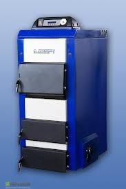 Elektromet EKO-KWR 15 KW твердопаливний котел - 1