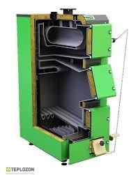 Defro kdr plus 2 25 KW твердотопливный котел - 2