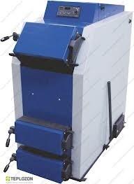 Logica II 20-27 (27kW) твердотопливный котел - 2