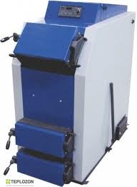 Logica II 40-48 (48kW) твердопаливний котел - 1