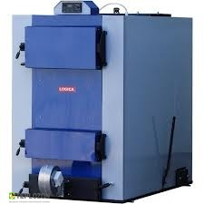Logica II 100 (110kW) твердопаливний котел - 1