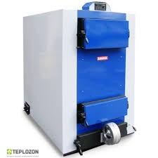 Logica II 350 (350kW) твердотопливный котел - 1