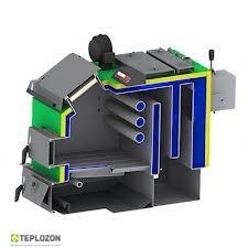 Moderator Unica Sensor 10 KW твердотопливный котел - 1