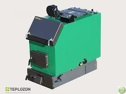 Moderator Unica Sensor 10 KW твердотопливный котел - 2