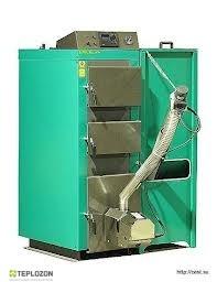 Moderator Vento Bio 25 KW пелетний котел - 2
