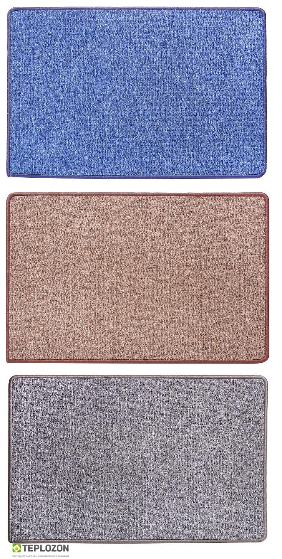 Інфрачервоний килимок з підігрівом Uni color 530*630 (з кнопкою вкл/викл) - 1