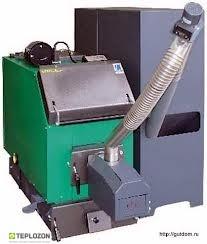 Moderator Sensor Bio 40 KW пеллетный котел - 2