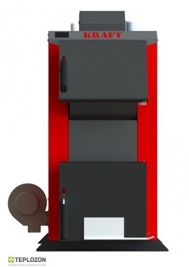 KRAFT A 12 KW твердотопливный котел (с автоматикой) - 3