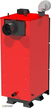 KRAFT L 30 KW твердопаливний котел (з автоматикою) - 3