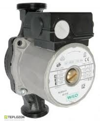 Wilo Star 25-60 /130 (сірий) циркуляційний насос - 1