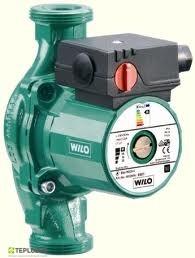Wilo Star - RS 25-8/180 циркуляционный насос - 2