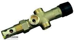 Regulus DBV- 1 розвантажувальний клапан для твердопаливних котлів - 1