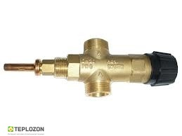 "Regulus DBV 1 – 02 3/4"" двухходовий захисний клапан - 1"