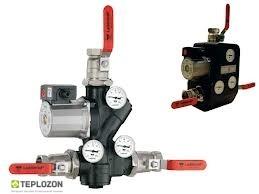 LADDOMAT 21-60, до 60 кВт термосместительный узел - 1