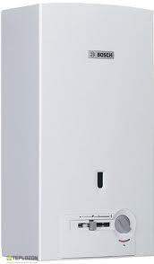 Bosch Therm 4000 W10-2P дымоходная газовая колонка - 1