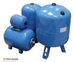 Гідроакумулятор Aquasystem VAO 200 - 2