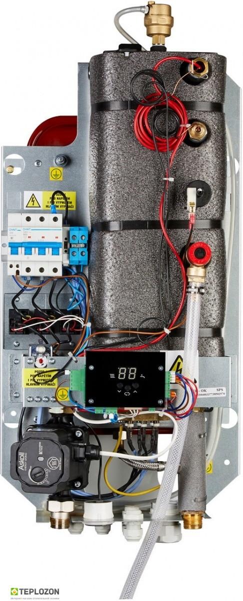 Bosch Tronic 3500 6 UA електричний котел - 1