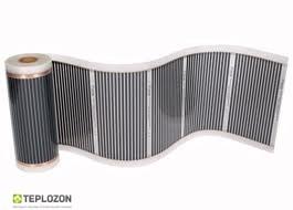 Інфрачервона плівка CALEO  (ширина 50 см 220Вт) - 1