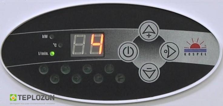 Kospel EKCO.L2 8 (8кВт, 380В) електричний котел - 2