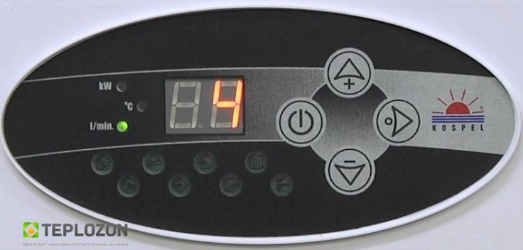 Kospel EKCO.L2 6 (6кВт, 380В) электрический котел - 2