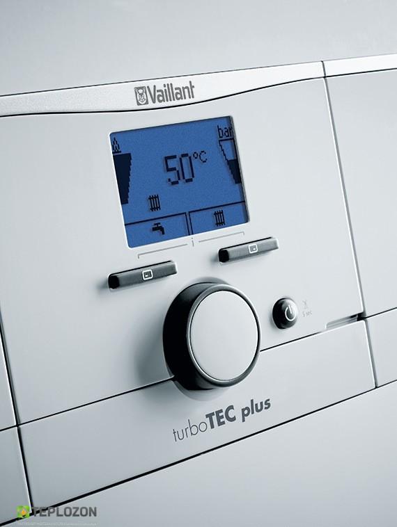 Vaillant atmo TEC Plus VU 240/5-5 настенный газовый котел - 2