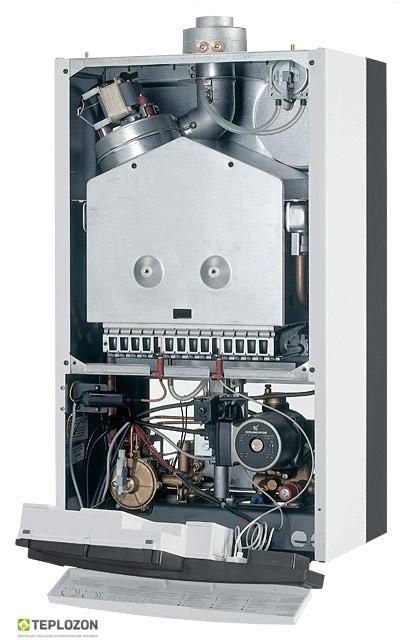 Baxi Luna-3 Comfort 240i настенный газовый котел - 1