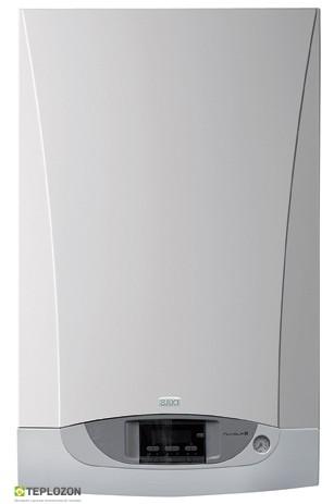 Baxi Nuvola 3 240 Fi BS40i настінний газовий котел ( з бойлером на 40 л) - 2