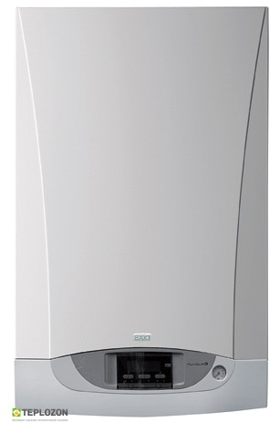 Baxi Nuvola 3 280 Fi BS40 настенный газовый котел (с бойлером на 40 л) - 2