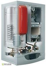 Baxi Nuvola-3 Comfort 280Fi настенный газовый котел (с бойлером на 60 л) - 1