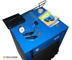 Unimax 24кВт твердотопливный котел - 3