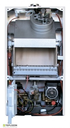 Baxi Fourtech 1.240i настенный газовый котел - 1