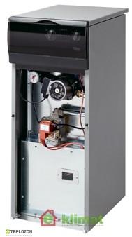 Baxi Slim 1 Fi N напольный газовый котел - 2