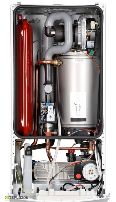 Bosch WBC 28-1 DC конденсаційний котел - 1