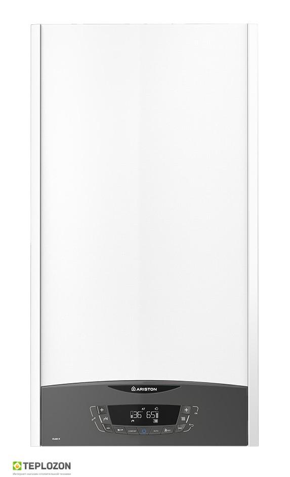 Ariston CLAS X SYSTEM 24 FF NG настінний газовий котел - 1