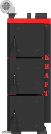 KRAFT L 30 KW твердопаливний котел (з автоматикою) - 1
