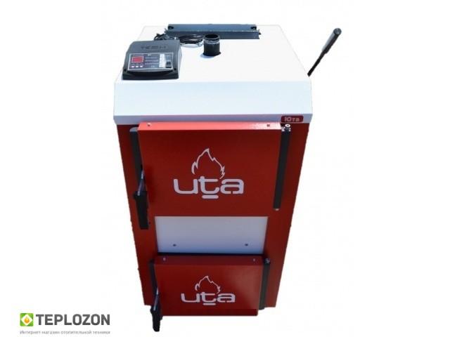 КОТэко UTA-55U (55 кВт) пиролизный котел - 1