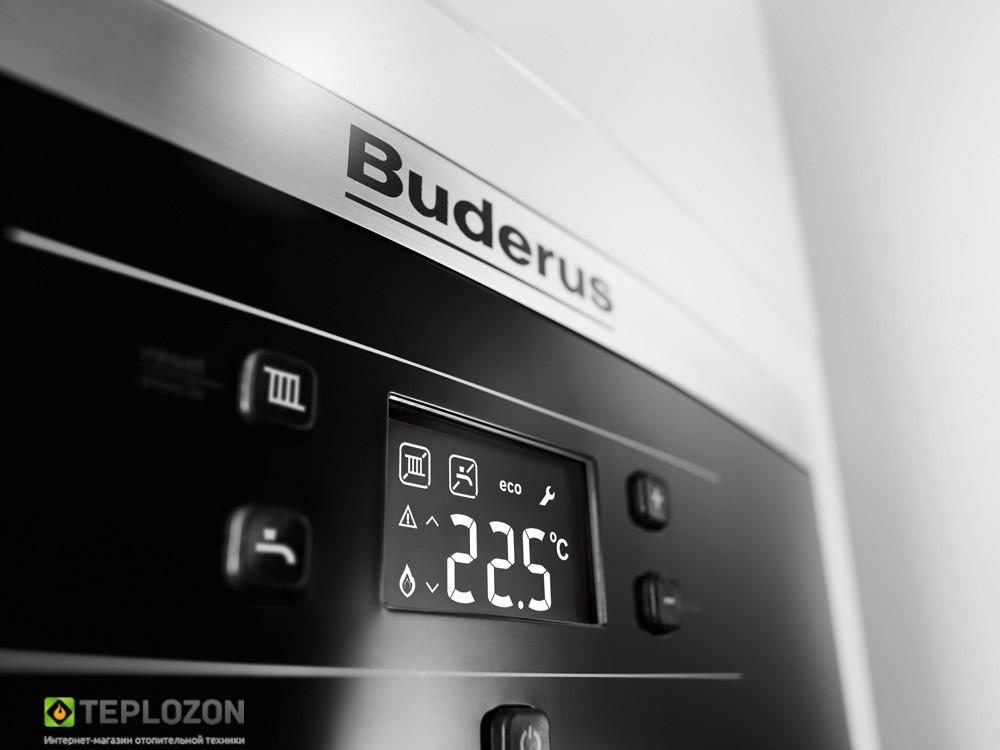 Buderus Logamax Plus GB062-24 K конденсаційний котел - 1