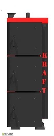 KRAFT L 30 KW твердопаливний котел (без автоматики) - 1