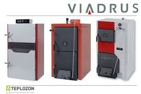 Viadrus Hercules U22 D5 (25kW) твердотопливный котел - 2