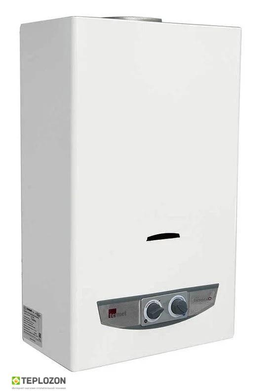 Termet Terma Q G-19-01 дымоходная газовая колонка - 2