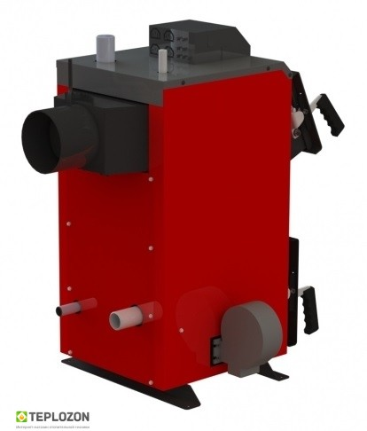 KRAFT A 20 KW твердотопливный котел (с автоматикой) - 2
