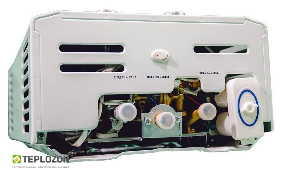 Житомир ВПГ-16 димохідна газова колонка - 2