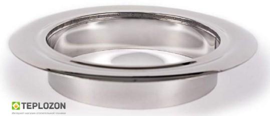 Лійка, Розета, Окапник, Дека ф.300. 0.5 мм. нерж. Вент-Устрій - 1