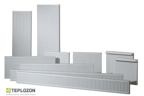 Сталевий радіатор Stelrad COMPACT T22 500*500 - 1