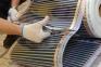 Інфрачервона плівка Теплоног (ширина 50см 220Вт) - 1